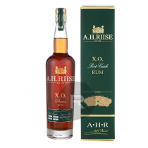 A.H. Riise - Rhum hors d'âge - XO Reserve - Port Cask - 70cl - 45°
