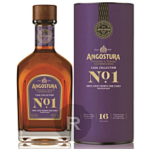 Angostura - Rhum hors d'âge - N° 1 - Edition 2 - Cask collection - 16 ans - 70cl - 40°