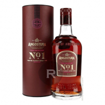 Angostura - Rhum hors d'âge - N° 1 - Cask Collection n°3 - Sherry Cask - 70cl - 40°