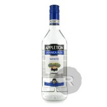 Appleton - Rhum blanc - White - 70cl - 40°
