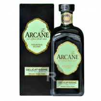 Arcane - Rhum ambré - Délicatissime - 70cl - 41°