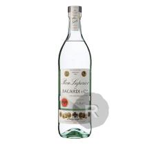 Bacardi - Rhum blanc - Carta Blanca - Heritage 1909 - 70cl - 44,5°