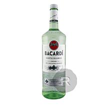 Bacardi - Rhum blanc - Carta blanca - Jeroboam - 3L - 37,5°