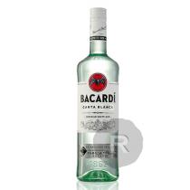 Bacardi - Rhum blanc - Carta Blanca - 70cl - 37,5°