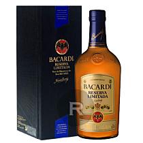 Bacardi - Rhum hors d'âge - Reserva Limitada - Edition numérotée - 1L - 40°