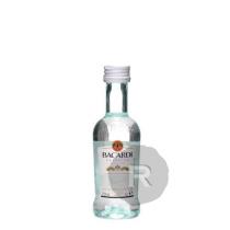 Bacardi - Rhum blanc - Superior - Mignonnette - 5cl - 40°