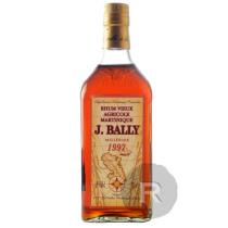 Bally - Rhum hors d'âge - Millésime 1997 - 70cl - 45°