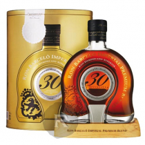 Barcelo - Rhum hors d'âge - Imperial - Premium blend - Carafe - 70cl - 43°