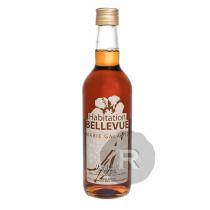 Bellevue - Punch Vanille - 50cl - 18°