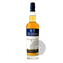 Berry Bros & Rudd - Rhum hors d'âge - Berry's - Guadeloupe - 16 ans - 1998 - 70cl - 46°