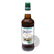 Bigallet - Sirop Bio - Sucre de canne roux - 70cl