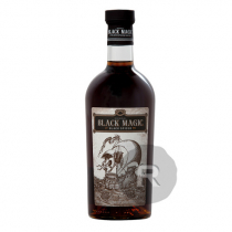 Black Magic - Rhum épicé - Black spiced - 70cl - 40°