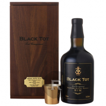 Black Tot - Rhum hors d'âge - The Last Consignment - Royal Naval - 70cl - 54,3°