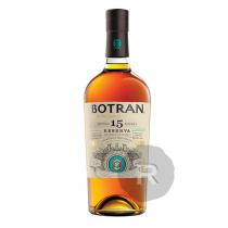 Botran - Rhum hors d'âge - 15 ans - 70cl - 40°