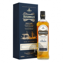 Bushmills - Whiskey - Steamship - Rum Cask - 70cl - 40°