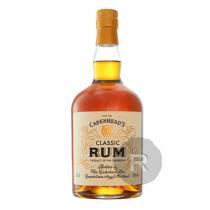 Cadenhead - Rhum hors d'âge - Classic Rum - 70cl - 50°