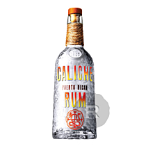 Caliche - Rhum vieux - Puerto Rican rum - 70cl - 40°