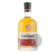 Canero - Rhum hors d'âge - 12 ans Solera - Cognac finish - 70cl - 43°