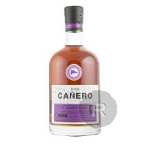 Canero - Rhum hors d'âge - 12 ans Solera - Sherry cream finish - 70cl - 43°