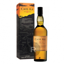Caol Ila - Whisky - Single Malt - 18 ans - 70cl - 43°