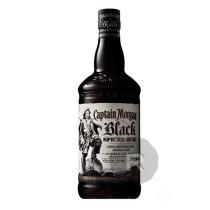 Captain Morgan - Rhum ambré - Black spiced - 70cl - 40°