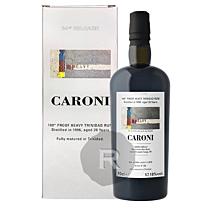 Caroni - Rhum hors d'âge - 20 ans - Millésime 1996 - 100 proof - 70cl - 57,18°