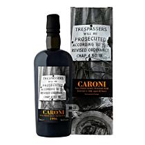 Caroni - Rhum hors d'âge - 20 ans - Millésime 1996 - Full proof - 70cl - 70,1°