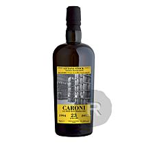 Caroni - Rhum hors d'âge - 23 ans - Millésime 1994 - Guyana - 70cl - 57,18°