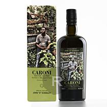 Caroni - Rhum hors d'âge - John D Eversley - 1996 - 22 ans - 70cl - 66,5°