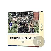 Caroni - Rhum hors d'âge - Employees 4th - Coffret 3 x 20cl - 60cl - 67°