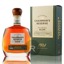 Chairman's reserve - Rhum hors d'âge - 1931 - 70cl - 46°