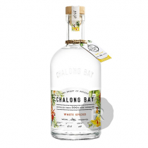 Chalong Bay - Rhum épicé  - White spiced rum - 70cl - 40°