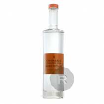 Chamarel - Rhum blanc - Premium rum - Double distilled - 70cl - 44°