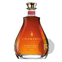 Chamarel - Rhum hors d'âge - Single Malt Finish - Carafe - Edition 2017 - 70cl - 45°