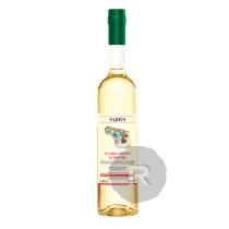 Clairin - Rhum ambré - Ansyen Sajous - 22 mois - Whisky Cask - fût SJ17JD-4 - 70cl - 55,8°