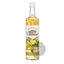 Clément - Punch avec morceaux - Ananas Victoria - 70cl - 18°