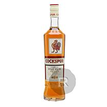 Cockspur - Rhum ambré - Fine rum - 70cl - 37,5°