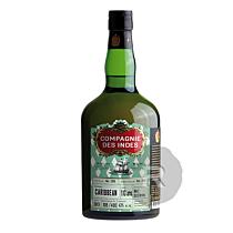 Compagnie des Indes - Rhum hors d'âge - Caribbean - Various distilleries - 10 ans - 70cl - 43°
