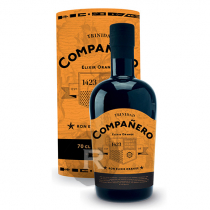 Companero - Rhum épicé - Ron elixir Orange - 70cl - 40°
