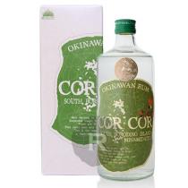 Cor Cor - Rhum blanc - Green - 70cl - 40°