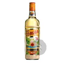 Coruba - Rhum ambré - NPU - 70cl - 74°