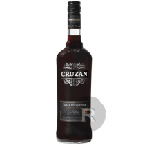 Cruzan - Rhum ambré - Blackstrap - 1L - 40°