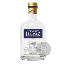 Depaz - Rhum blanc - Parcelle Papao - Canne Bleue - 2019  - 70cl - 48,5°
