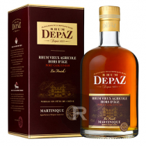 Depaz - Rhum hors d'âge - Port cask finish - 70cl - 45°
