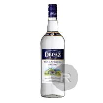 Depaz - Rhum blanc - 1L - 50°