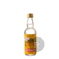 Dillon - Rhum blanc - Mignonnette - 5cl - 55°