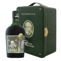 Diplomatico - Rhum hors d'âge - Reserva Exclusiva - 12 ans - Valise diplomatique - 70cl - 40°