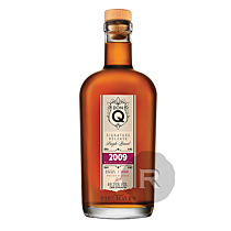 Don Q - Rhum hors d'âge - Single Barrel - Millésime 2009 - 70cl - 49,25°