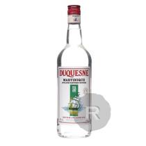 Duquesne - Rhum blanc - 1L - 50°