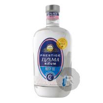 Dzama - Rhum blanc - Nosy Be - Prestige - 70cl - 42°